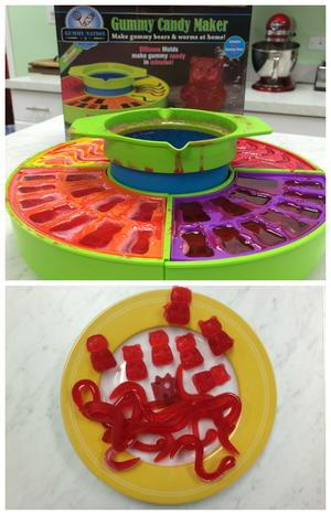 Smart Planet Gummy Candy Maker