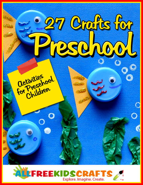 Crafts for Preschool eBook
