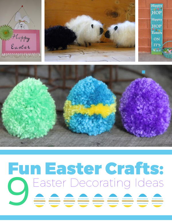 Fun Easter Crafts eBook