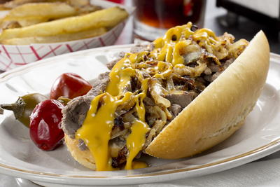 How to make homemade philly cheesesteak sandwiches