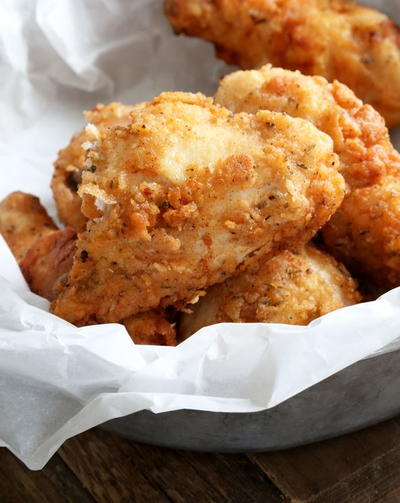 KFC-Style Fried Chicken
