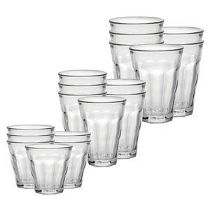 Duralex Picardie Tumbler Glass Set