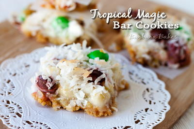 Tropical Magic Bars