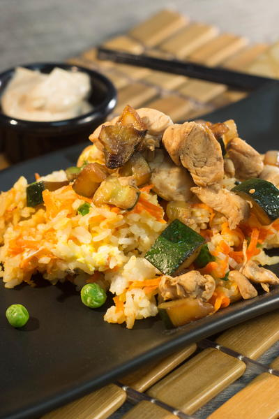 Copycat Japanese Steakhouse Hibachi Chicken and Steak