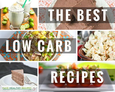 33 Best Ever Low-Carb Diet Recipes