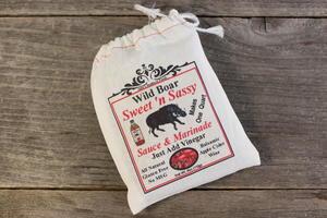 Julia's Pantry Wild Boar Sweet 'n' Sassy Sauce