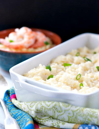 Easy Baked Champagne Risotto_1