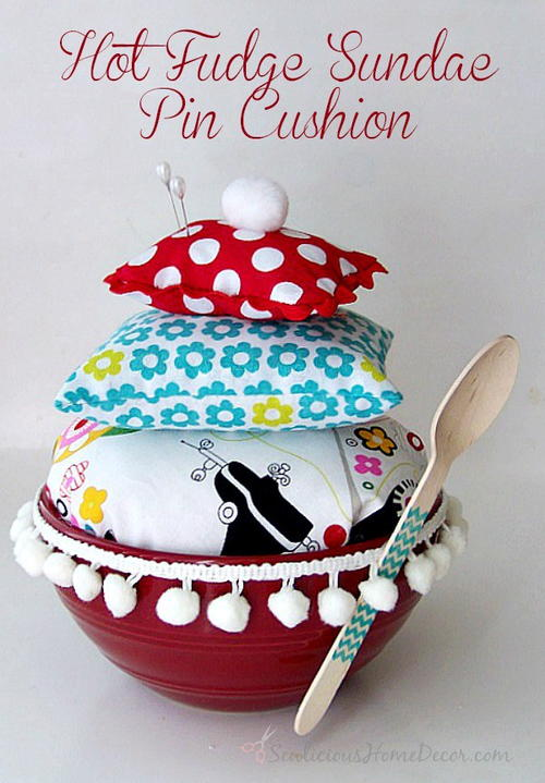 DIY-licious Pin Cushion