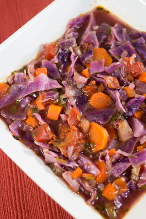 Super Healthy Cabbage Soup