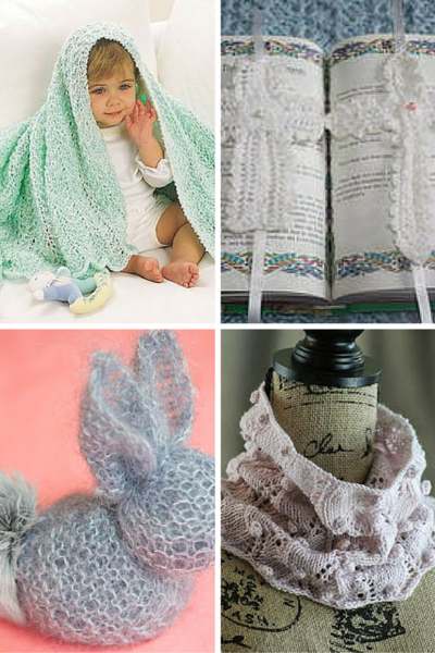 4 of Our Best Easter Knitting Patterns