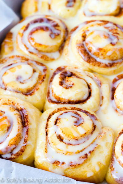 Pillsbury Copycat Orange Sweet Roll