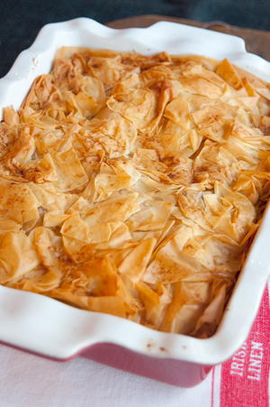 Irish Chicken Pie