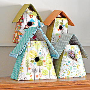 Pretty Bird DIY Birdhouses