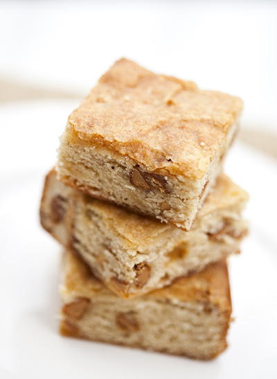 Nanas Banana Peanut Butter Bars