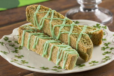 Irish Cream Biscotti