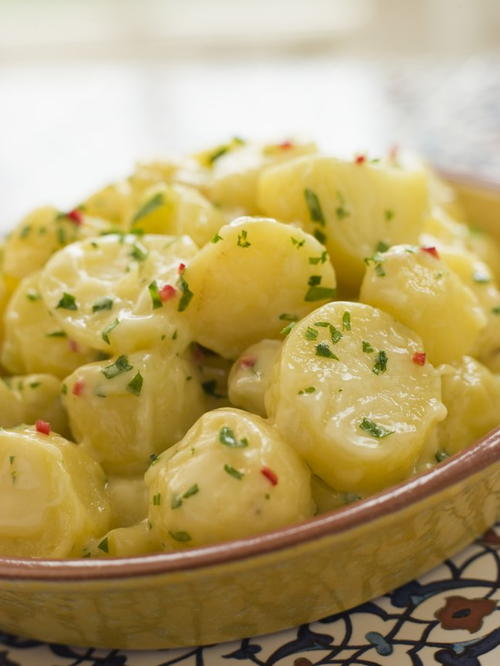 Omas Traditional German Potato Salad