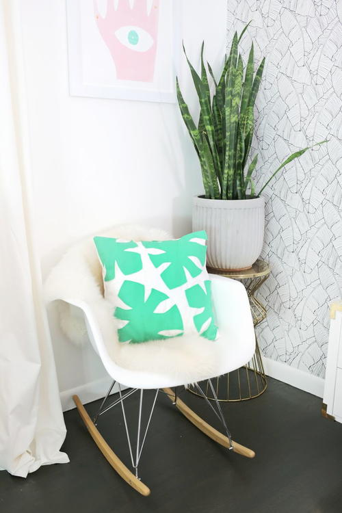 Easy Living DIY Pillow