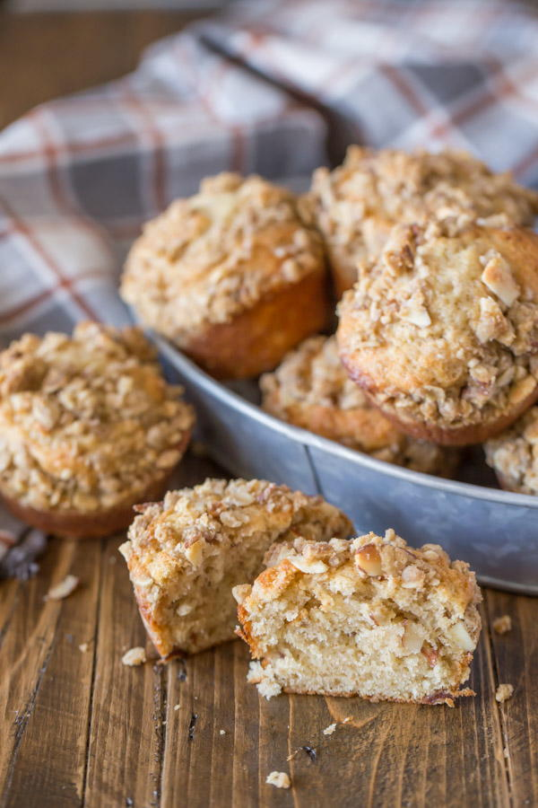 The Best Almond Banana Muffins | FaveSouthernRecipes.com