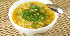 Takeout Hot and Sour Soup