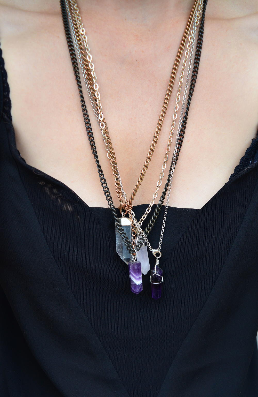 Stevie Nicks Diy Necklace Favecrafts Com