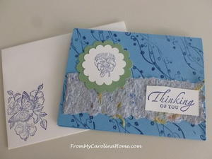Thinking of You DIY Cards