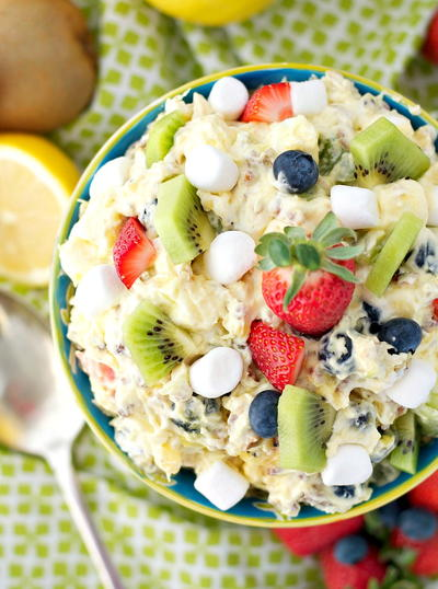 15 Dessert Salad Recipes