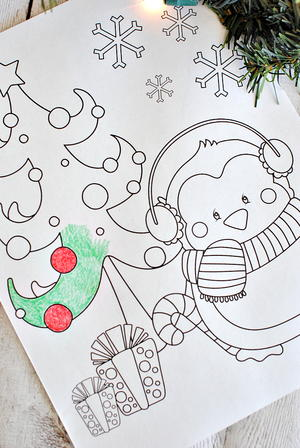 photograph relating to Printable Christmas Art named All Free of charge Xmas Crafts- Cost-free Xmas Crafts for Do-it-yourself