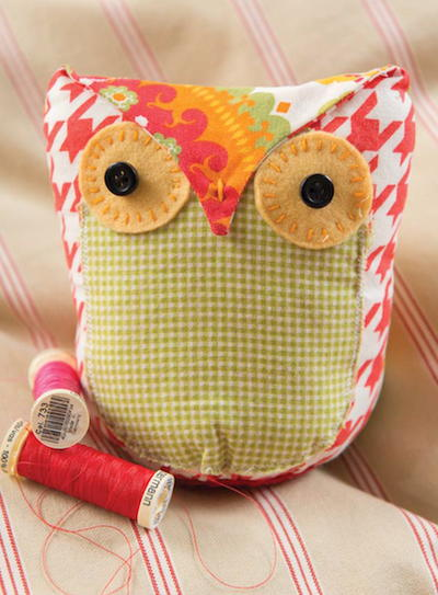 Smart Owl Sewing Pattern