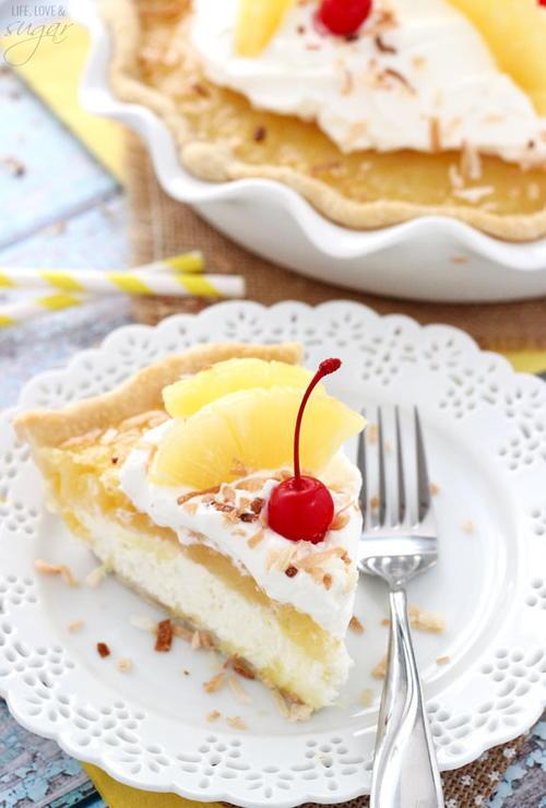 24 Easy Pineapple Dessert Recipes