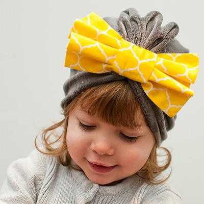 Cute and Girly Bow Tutorial