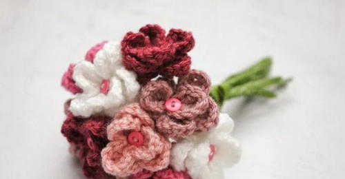 Bouquet Crochet Pattern
