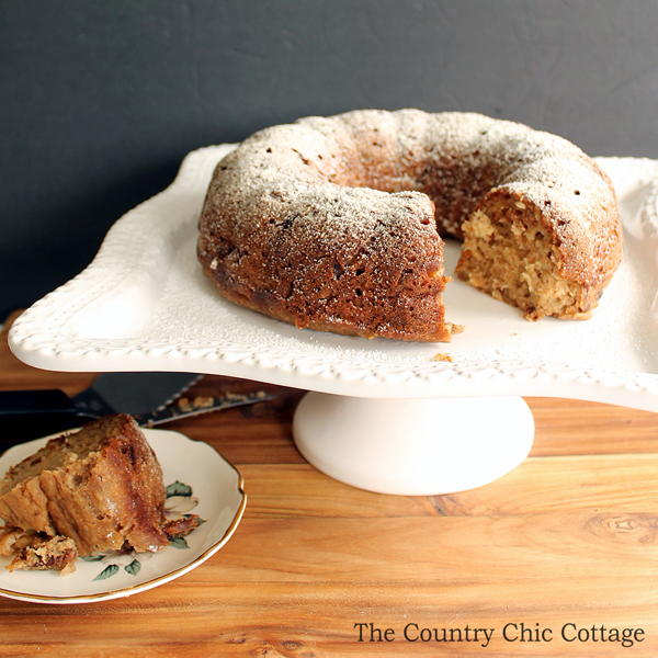 Applesauce Banana Cake Recipe Favesouthernrecipes Com