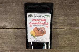 Julia's Wild Boar Smokey BBQ Caramelizing Rub