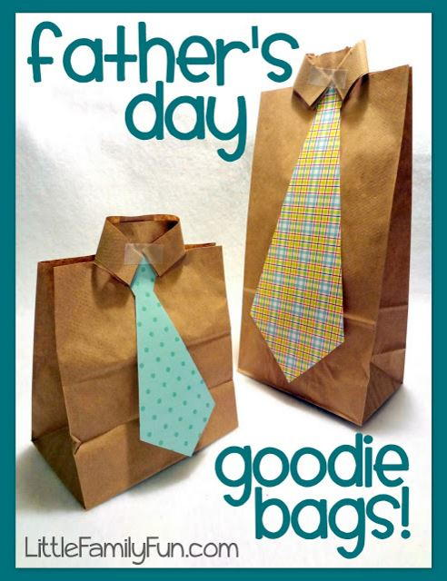 Fathers Day Goodie Bag