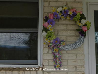 Spring DIY Wreath