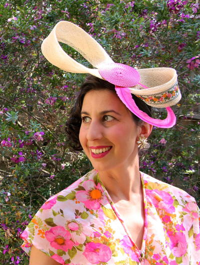 Day at the Races DIY Headpiece
