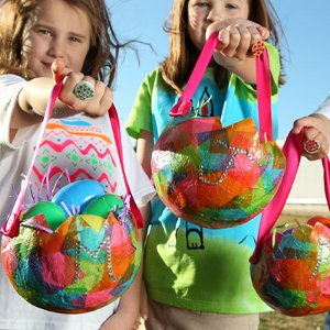 Basket of Easter Fun