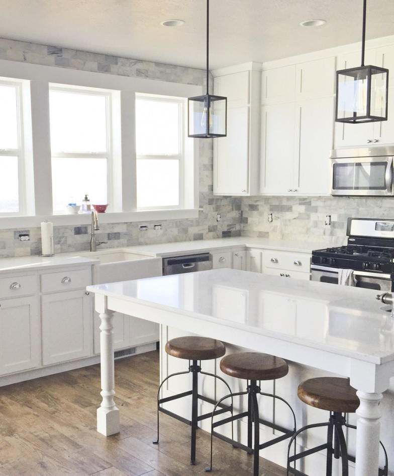 How To Install Kitchen Island Pendants