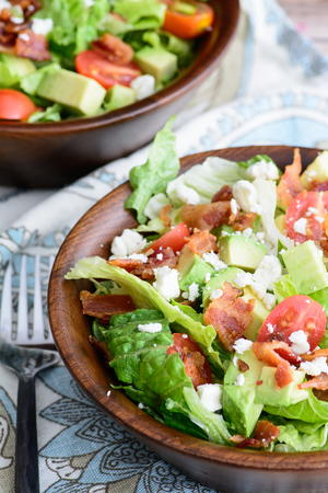 Throw-Together BLT in a Bowl