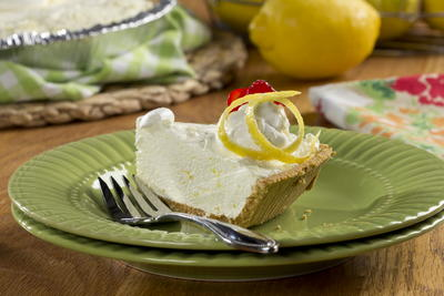 Pucker Up Lemon Pie