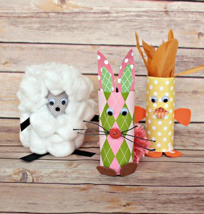 Printable Valentine Crafts For Kids