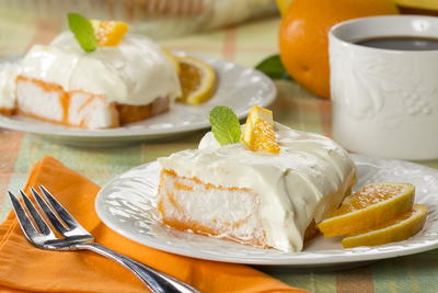 Orange Dream Angel Cake 7420