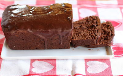 Seriously Good Chocolate Pound Cake