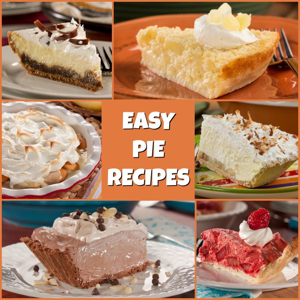 12 Easy Diabetic Pie Recipes