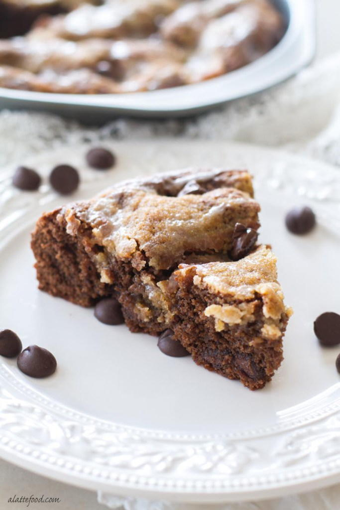 Award Winning Dark Chocolate Coffee Cake