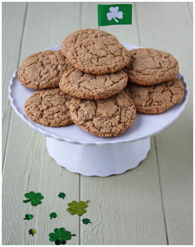 Irish Triple Threat Cookies