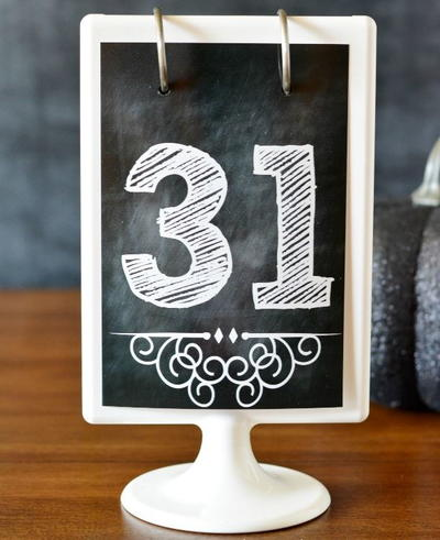 Countdown Numbers Free Printables