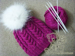 Bushel of Berries Hat