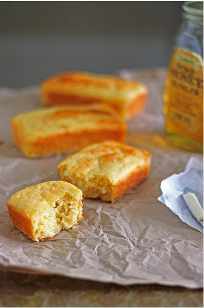 Grandmas Secret-Ingredient Cornbread