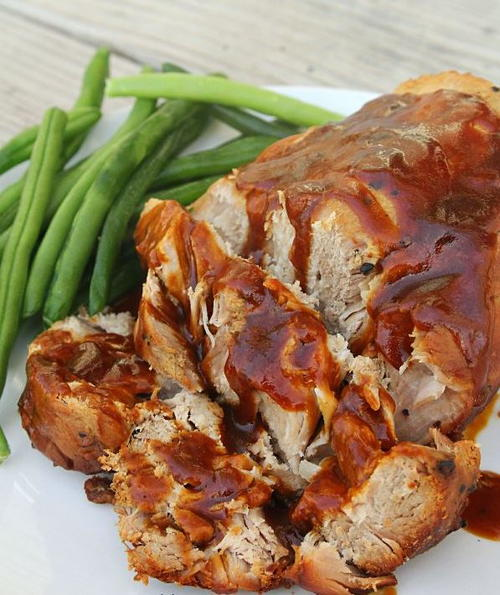 Easy Slow Cooker Pork Roast